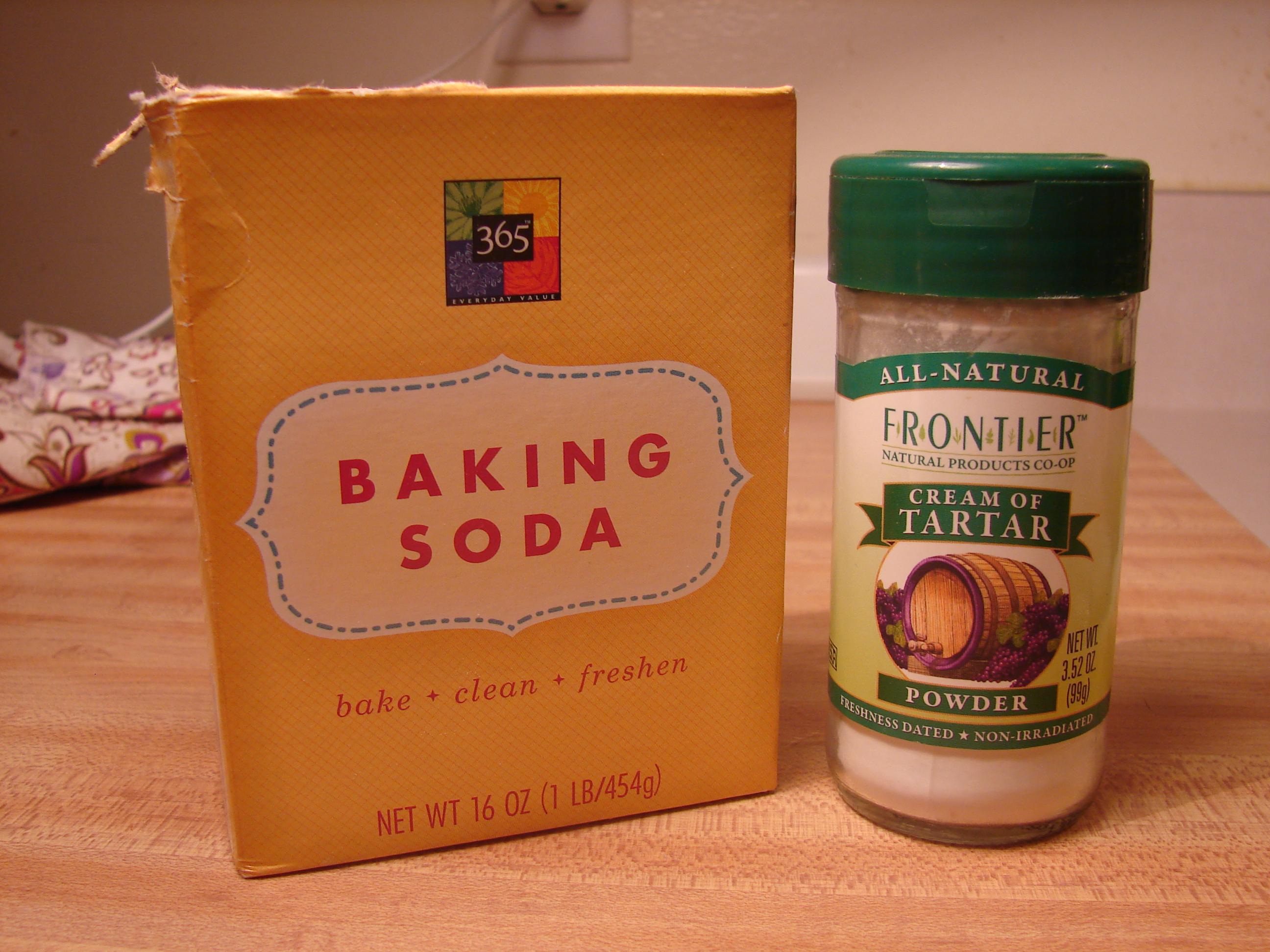 1 teaspoon baking soda ...