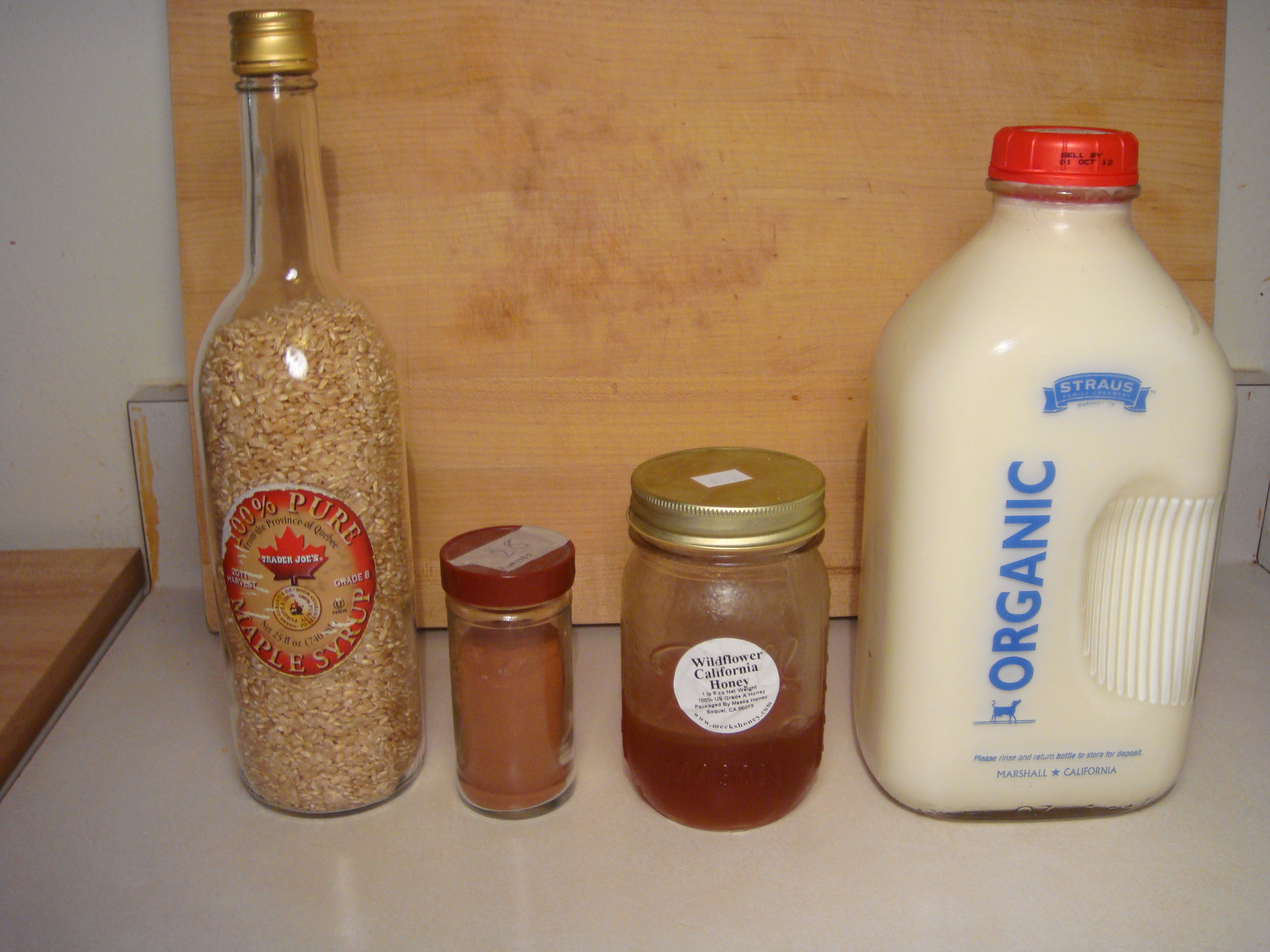 Brown Rice Milk/Brown Rice Horchata | The Plastic-Free Chef